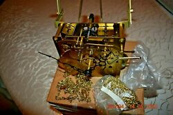 Urgos Grandfather Clock Movement Uw325750 Nos 93 Cm Westminister Chime Only
