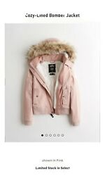 Brand New With Tags Hollister Coat Jacket