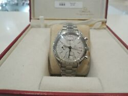 Omega Speedmaster Day Date Chronograph Mens Watch