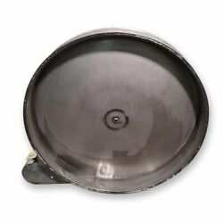 Used 48andquot Stainless Steel Bottom Dome Screener Pan Frame