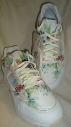 New Adidas Zx 10000 C Meissen Mig Shoes Made In Germany Fz4888 White Men's 9.5
