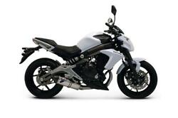 Complete Exhaust Termignoni Approved Relevance Carbon Kawasaki Er6n 2015 15