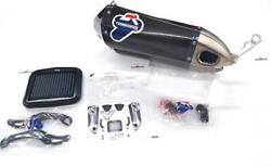 Silencer Exhaust Termignoni Racing Carbon Ducati Panigale 1299 S 2013 13