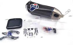 Silencer Exhaust Termignoni Racing Carbon Ducati Panigale 1299 S 2012 12