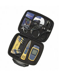 Fluke Networks Ms2-kit/wwg3084134 Cable Tester Kit,copper Cable Wire Mapping Lcd