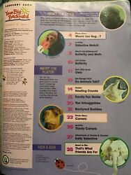 Your Big Backyard Magazine February 2004vol.8 Issue2 Baby Porcupines