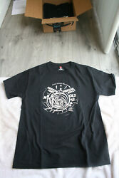 Bmw And Sidecar Lot Of 6 Used Size Medium Black T-shirts