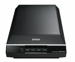 Epson Perfection V600 Color Photo, Image, Film, Negative And Document Scanner Nib