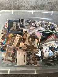 Dealer Baseball And Sports Cards Collection Lot Wholesale Liquidation Stars +