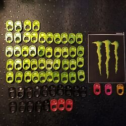 65 Monster Energy Tabs And Sticker