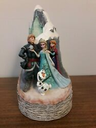 Frozen Worth Melting For Figurine From Disney Traditions By Jim Shore. Rare