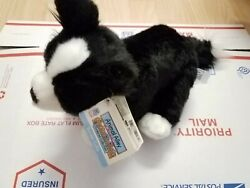 Animal Alley Toys R Us Border Collie Dog Plush Stuffed Animal New With Tags