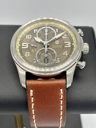 Victorinox Swiss Army Infantry Vintage Telemeter Automatic Chronograph 241448