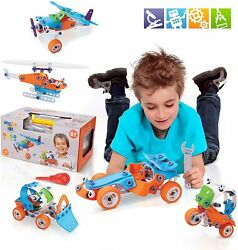 Stem Learning Toy Set For 8 - 12 Year Old Boys And Girls 5 In 1 Educational En