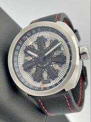 Tockr C-47c Radial Swiss Automatic 42mm Stainless Steel Black Dial Sold Out