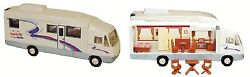 New Rv Action Toys Prime 27-0001 Class A Motor Home 7-1/2l X 2w X 3-1/2h