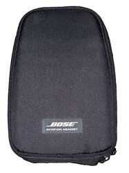Bose A20 Aviation Headset Carry Case Bag New And Genuine