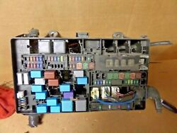 08 2008 Toyota Sequoia Engine Fuse Box Relay Junction Block Compartment Panel