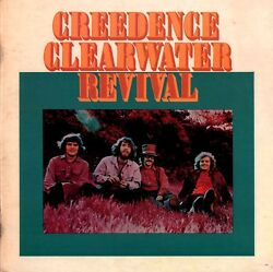 Creedence Clearwater Revival / John Fogerty 1969 Tour Program Book / Ex 2 Nmt