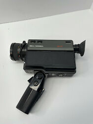 Bell And Howell Ms30 Xl Zoom Sound Movie Camera-not Tested