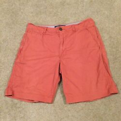American Eagle Outfitters Shorts Mens Size 36 X 10 Sunwashed Red Casual Chino