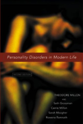 Millon-personality Disorders In Modern Life 2e Uk Import Bookh New
