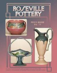 Roseville Pottery Price Guide No. 11 Collector's Encyclopedia Of Rosevil - Good