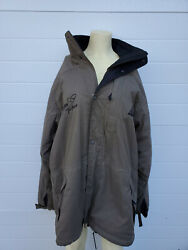 Selena The Movie Crew Embroidered Sz L Winter Jacket