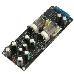 Hifi Vacuum Tube Preamplifier Board 2.0 Channel Stereo Audio Preamp Assembled