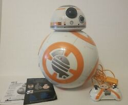 Star Wars Hero Droid Bb-8 - Parts Only Interactive - Parts Only - Does Not Work