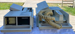 Physio-control Lifepak Medtronic 5 Defibrillator/ Monitor- Plus Cable And Pads