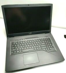 Asus ROG GL703GE Gaming Laptop For Parts $459.99