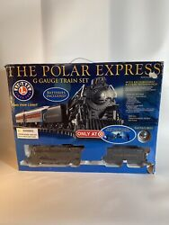 Lionel The Polar Express Train Set Only From Target W/ Diorama And Special Figure