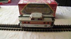 Williams 148 O Scale Western Pacific Caboose N5c Stock Cab129