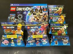 Lego Dimensions 71171 Ps4 Supergirl 71202 71201 7122071232 71219 New In Box