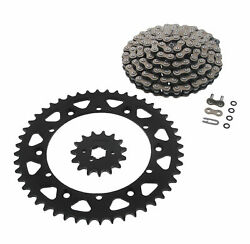 Cz Orh X Ring Chain And Sprocket 15/48 114l 1987-1990 And 1994-1998 Yamaha Yz250