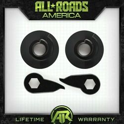 Fits 97-02 Ford Expedition Steel 1-3 Adj Front + 2 Rear Spacers Lift Kit 4x4