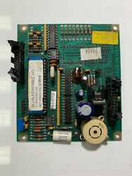 Washer Computer Coin 4 Start Amt Board, For Speed Queen P/n F370518-10 [used]
