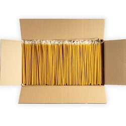 9x 15/64 Or 22cm X 6mm, Beeswax Greek Church Taper Candles, - Wholesale