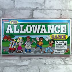 The Allowance Game Kids Money Family Game Night Ages 5+ 2-4 Players Lakeshore