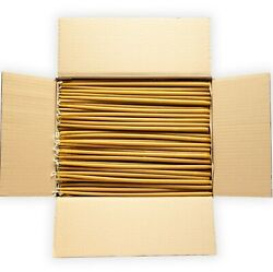14 / 36cm, Pure Beeswax Greek Church Taper Candles, Handmade Dipped, Wholesale
