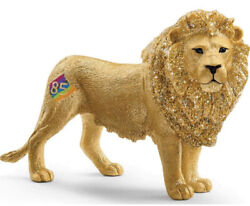85th Anniversary - Special Edition Gold Lion - Schleich Nwt