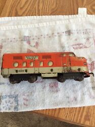 Mar Lines Southern Pacific Lines 6000 Train Engine Made By Marx