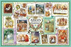Tenniel Alice Collection 1000-654 Country 1000 Piece Wonder Japan Import By Ap