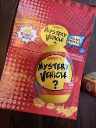 Ryans World Case Of 6 Mystery Vehicle Blind Eggs Surprise Toy Series 1 Easter