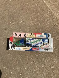 New 1995 Limited Edition Matchbox Die-cast Seattle Seahawks Tractor- Trailer