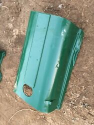 Oliver Super 55 Antique Tractor Salvage Hood 100614a