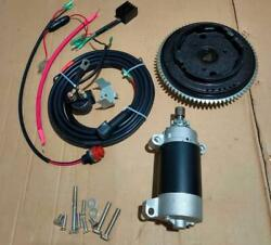Electric Start Kit For Yamaha Outboard F15 4 Stroke 15hp 4 Stroke 6agk F15cmh