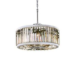 Gatsby Luminaires 700142-004 8 Light Clear Crystal Round Chandelier In Polished