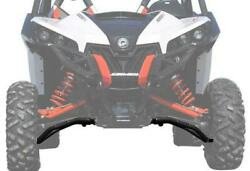 Superatv High Clearance Front A-arms For Can-am Maverick Dps/ Max - See Fitment